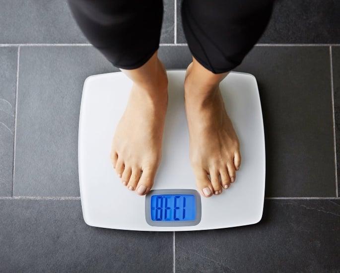 پیدائش پر قابو پانے کی گولی کے منفی اثرات - وزن میں اضافہ