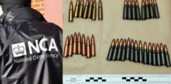 Three Men arrested by NCA for Large Scale Gun Trafficking