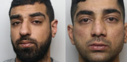 Two Men jailed for Baseball Bat Attack & Robbery