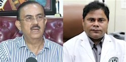 Vikas Singh shares Call Details with AIIMS Dr Sudhir Gupta