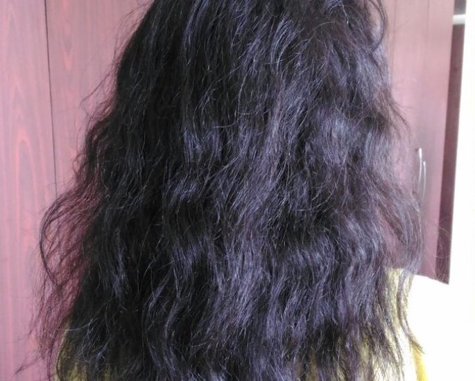 10 Beauty Issues faced by British Asian Women - frizzy hair