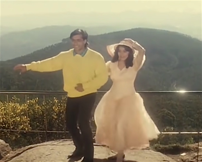 10 SUPERHIT SONGS OF SP BALASUBRAMANIAM - Dekha Hai Pehli Baar – Saajan