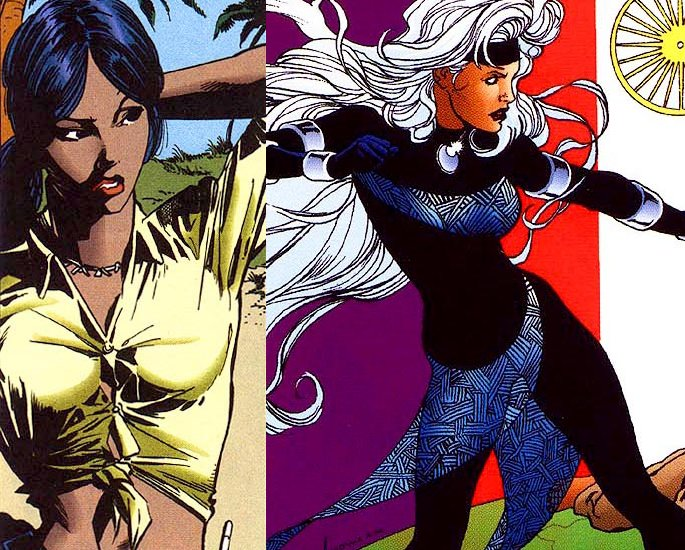 20 Popular South Asian DC and Marvel Superheroes - aruna