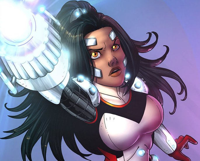 20 Popular South Asian DC and Marvel Superheroes - omega