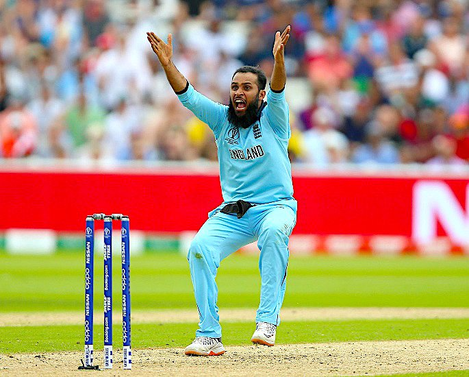6 Top British Asian Cricketers of All Time - Adil Rashid