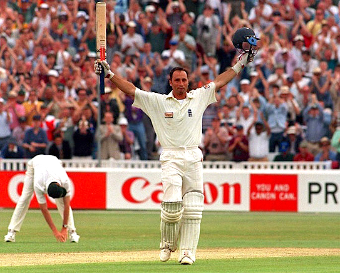6 Top British Asian Cricketers of All Time - Nasser Hussain
