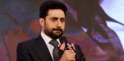 Abhishek Bachchan breaks Silence against Nepotism Debate
