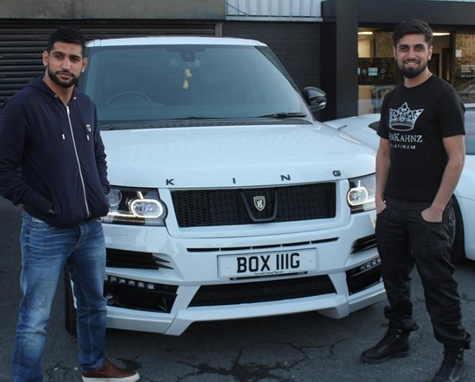 Amir Khan buys Dubai Home & Wants Supercar for Collection 2
