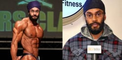 Angad Singh Gahir: A Bodybuilder with Strong Ambition