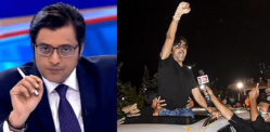 Arnab Goswami released on Bail on Supreme Court's Orders