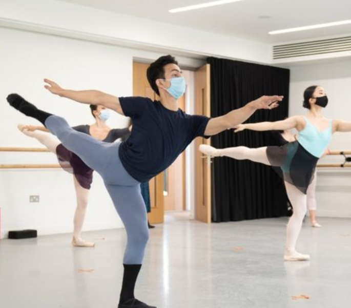 Indian Ballet Prodigy makes it to English National Ballet School