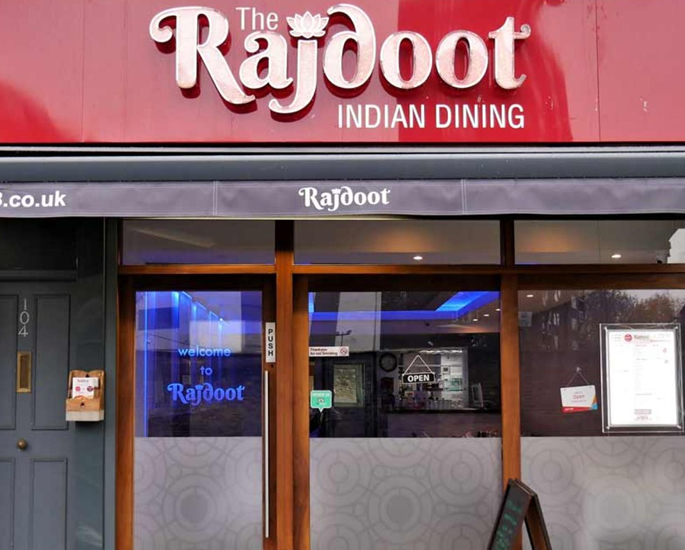 Best Indian Takeaways to Order From for Lockdown - rajdoot