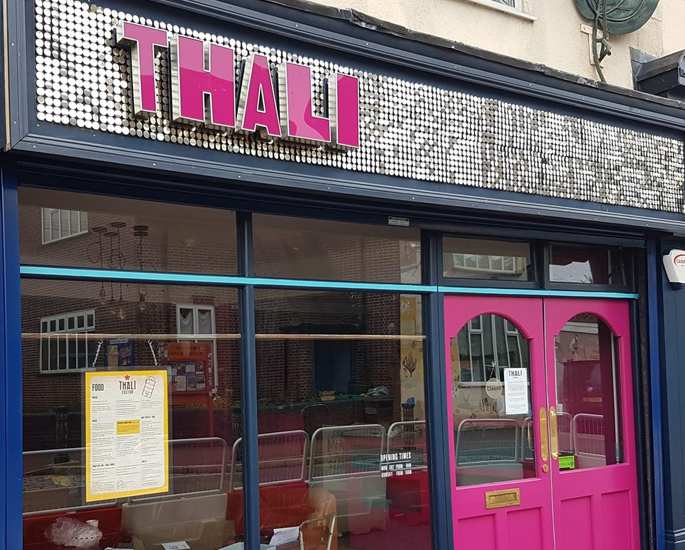 Best Indian Takeaways to Order From for Lockdown - thali