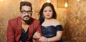 Bharti Singh and Husband