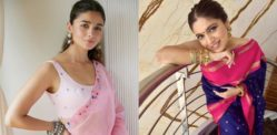 Bollywood Divas stun in Ethnic Ensembles for Diwali