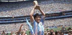 Bollywood Stars pay Tribute to Diego Maradona
