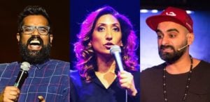 British Asian Comedians who Make You Laugh f