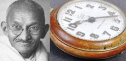 Broken Pocket Watch owned by Gandhi sells for £12k