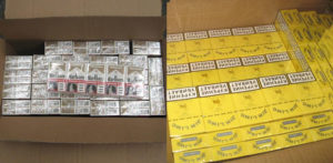 Businessman illegally imported 2m Cigarettes & fled UK f