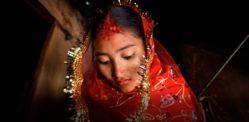 कोविद -19 दक्षिण एशिया में बाल विवाह में वृद्धि का कारण बनता है