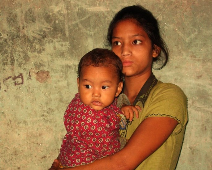 Covid-19 causes Rise in Child Marriage in South Asia - pregnancy