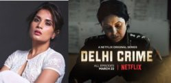 Richa Chadha defends 'Delhi Crime' Emmy Win on Twitter