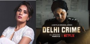 Richa Chadha defends 'Delhi Crime' Emmy Win on Twitter f