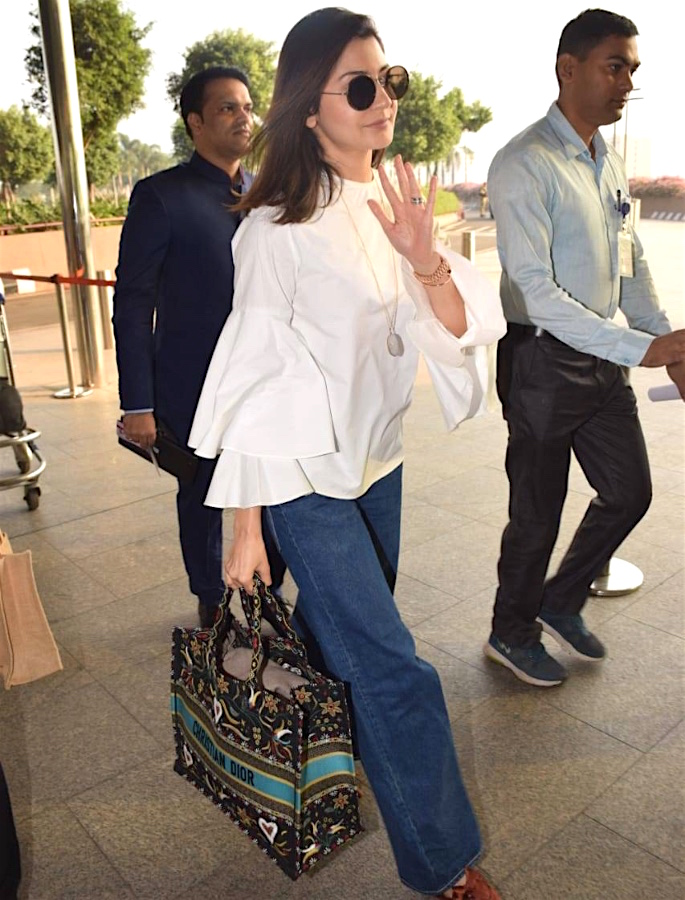 Borse firmate di proprietà di Bollywood Stars - anushka