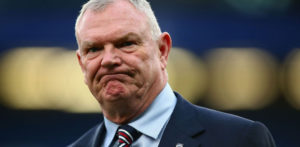 FA Chairman Greg Clarke Quits after Racist Comments f