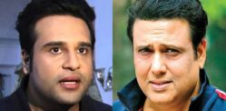 Govinda opens up about Feud with Nephew Krushna Abhishek