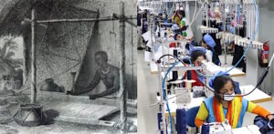 History of the Bangladeshi Sewing Industry f