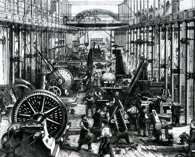 History of the Bangladeshi Sewing Industry - imperialism