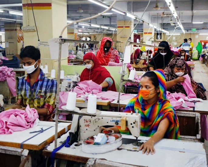 History of the Bangladeshi Sewing Industry - today