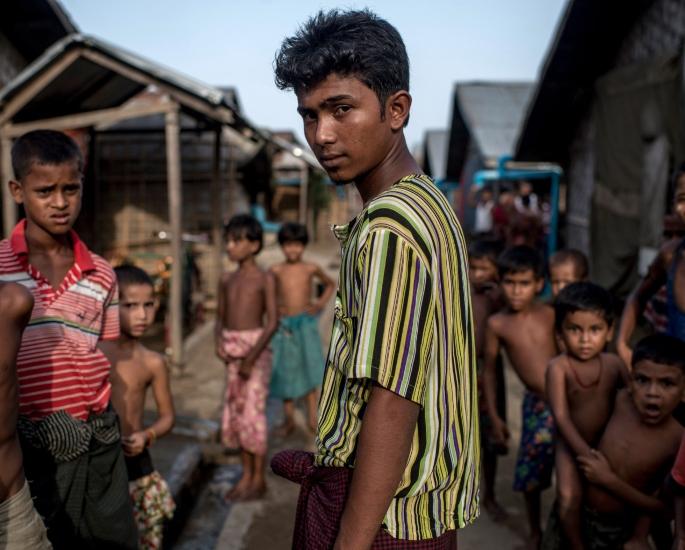 Bangladesh's Human Traffickers make Interpol's Radar