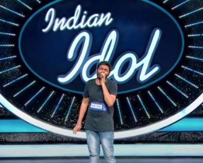 Indian Idol Participant's tale of Stage Sweeper to Contestant