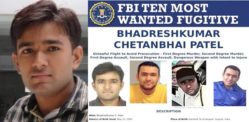 Indian Man on FBI's '10 Most Wanted List' has £75k Reward