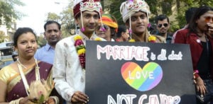 Indian Same-Sex Marriage Petitions gather Momentum f