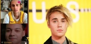 Justin Bieber Questions TikTok star on Indians wearing Masks f