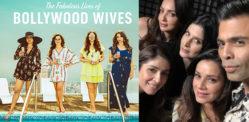 Karan Johar apologises for Netflix 'Bollywood Wives' Title