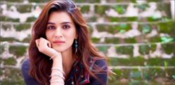 Kriti Sanon extends Support to Domestic Violence Victims