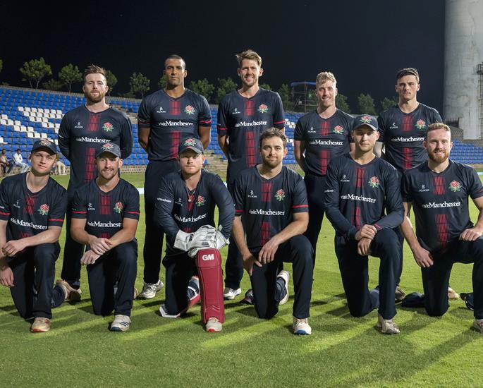 Lancashire Cricket announces 2021 Test Match against India 2