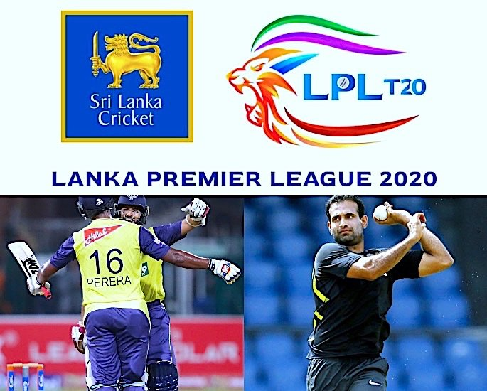 Lanka Premier League 2020 Teams and Players - IA 1