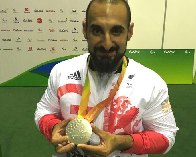 Lockdown gives Paralympian Ali Jawad '2nd Chance' at Glory