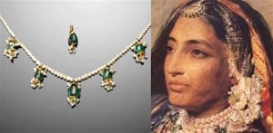 Maharani Jindan Kaur's Jewellery sold at UK Auction f