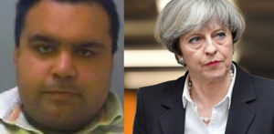 Man jailed for threats to Kill Theresa May with 'a Knife or a Gun' f