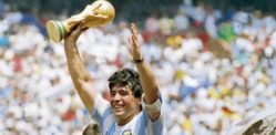 Kerala Declares Two-Day Mourning to Mark Maradona's Death