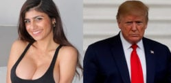 Mia Khalifa trolls Donald Trump after Election Loss