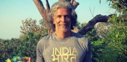 Milind Soman says People must act 'Smarter than Monkeys'