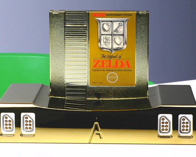 Most Expensive Custom Gaming Consoles - nt