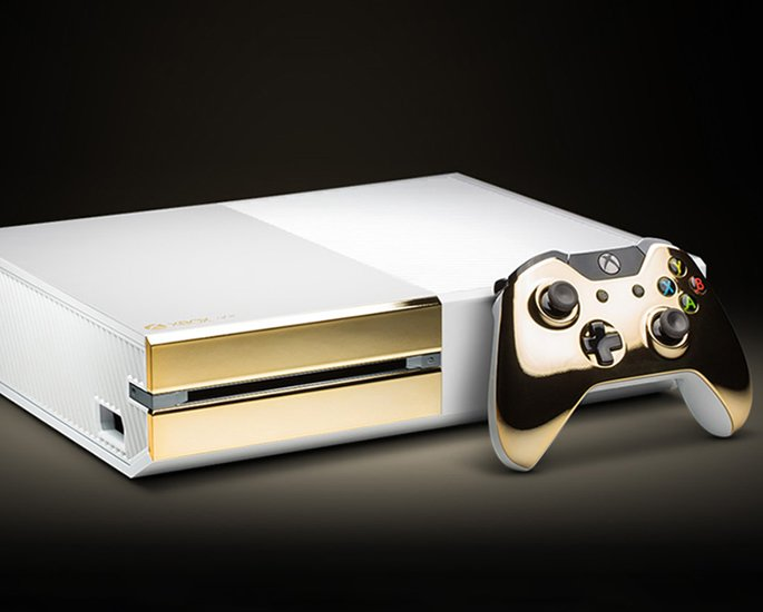 Most Expensive Custom Gaming Consoles - pearl